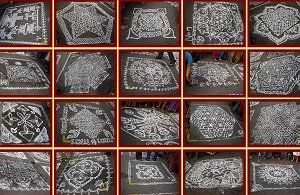 www.indian-heritage collection of kolams